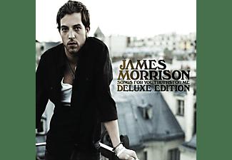 James Morrison - James Morrison - Songs For You, Truths For Me (Deluxe Edt.)  - (CD)