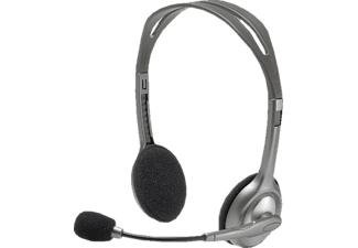 Auricular con micrófono - Logitech H110 Stereo Headset