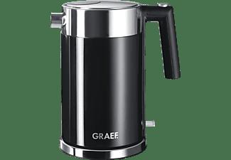 GRAEF WK 62 EU Wasserkocher, Acyrl/Schwarz
