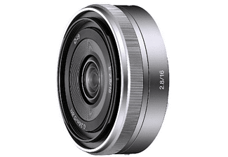 Objetivo EVIL - Sony 16 mm f/2.8