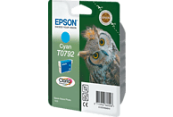 EPSON Original Tintenpatrone Eule Cyan (C13T07924010)
