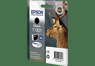EPSON Tintenpatrone T1301, schwarz (C13T13014012)