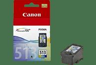 CANON CL-513 Tintenpatrone mehrfarbig (2971B001)