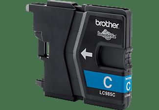 BROTHER Tintenpatrone LC 985 C Cyan