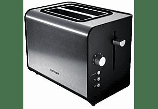 Tostadora - Koenic KTO120B Capacidad para 2 tostadas de Pan de molde, Estructura metálica