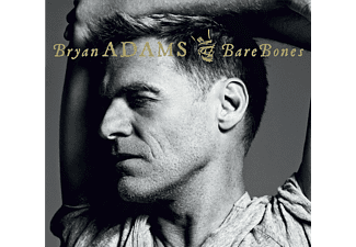 Bryan Adams Bare Bones (Best Of-Live) CD