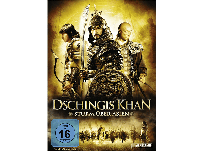 Dschingis Khan - Sturm über Asien [DVD]