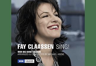 FAY/WDR BIGBD. Claassen, Fay/wdr Bigband Claassen - Sing!  - (CD)