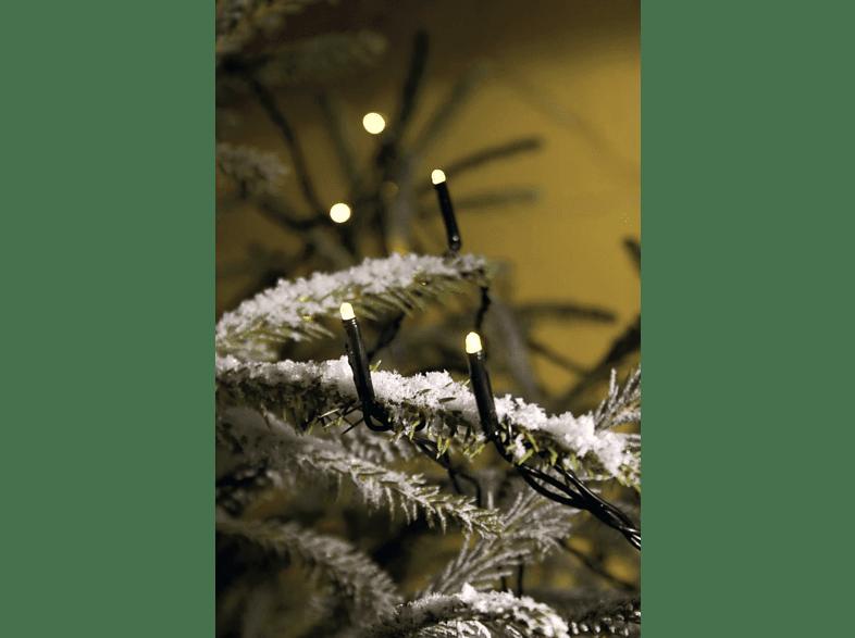 KONSTSMIDE 3612-110 Micro LED Lichterkette,  Weiß,  Warmweiß