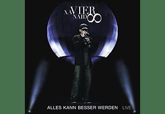 Xavier Naidoo - Alles Kann Besser Werden-Live  - (CD)