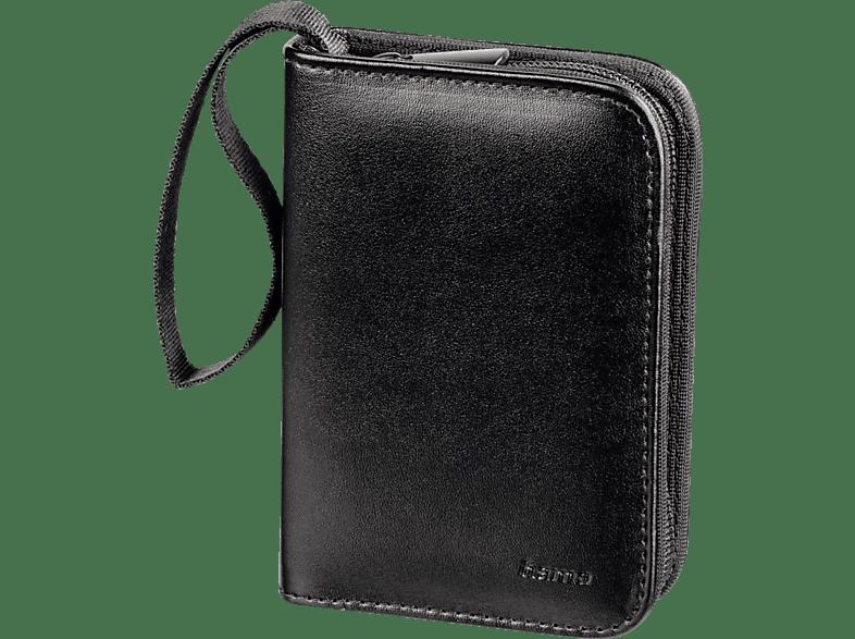 HAMA 18x SD Speicherkarten-Tasche , Schwarz