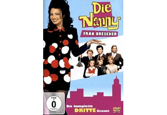 Die Nanny - Staffel 3 [DVD]