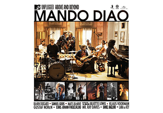 Mando Diao - MTV UNPLUGGED - ABOVE AND BEYOND (BEST OF)  - (CD)