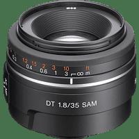 SONY SAL35F18 Festbrennweite für A-Objektiv von Sony - 35 mm, f/1.8