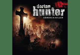 Dorian Hunter 09: Im Labyrinth des Todes  - (CD)
