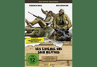 Das Krokodil und sein Nilpferd [DVD]