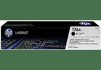 Tóner - HP 126A LaserJet, Negro, CE310A