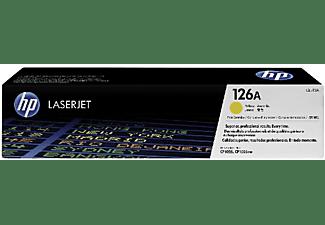 Tóner - HP 126A LaserJet, Amarillo, CE312A
