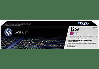 Tóner - HP 126A LaserJet,  Magenta, CE313A