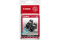 CANON PGI-525BK Tintenpatrone Twin-Pack Schwarz (4529B006)