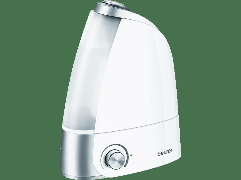 BEURER 681.05 LB 44 Luftbefeuchter Weiß (20 Watt, Raumgröße: 25 m²)