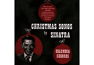 Frank Sinatra - Christmas Songs By Frank Sinatra  - (CD)