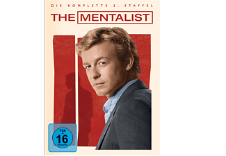 The Mentalist - Staffel 2 [DVD]