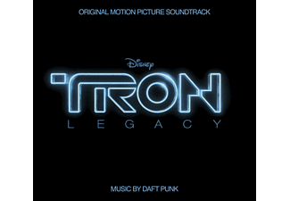 OST/DAFT PUNK - TRON LEGACY  - (CD)