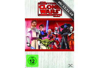 Star Wars: The Clone Wars - Staffel 2 Box [DVD]