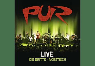 PUR - Live-Die Dritte (Akustisch)  - (CD)