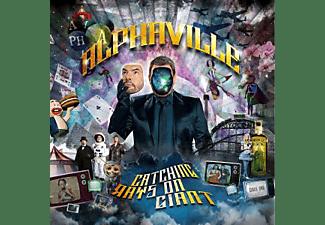 Alphaville - CATCHING RAYS ON GIANT  - (CD)