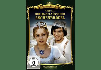Die Welt der Märchen - Drei Haselnüsse für Aschenbrödel DVD