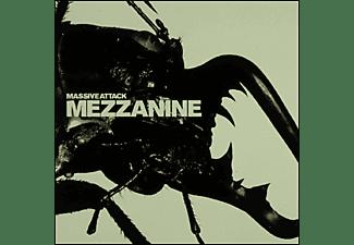 Massive Attack - Mezzanine [CD]