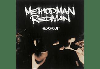 Method Man, Method Man & Redman - BLACK OUT  - (CD)