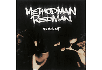 Method Man & Redman - Black Out CD