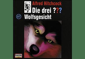Die drei ??? 87: Wolfsgesicht  - (CD)