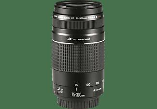 CANON EF 75-300mm f/4-5.6 III USM 75 mm - 300 mm f/4-5.6 EF, USM (Objektiv für Canon EF-Mount, Schwarz)
