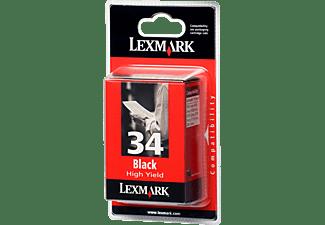 LEXMARK Nr. 34 Tintenpatrone Schwarz (18C0034E)