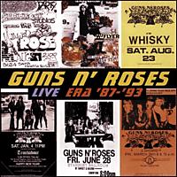 Guns N' Roses - Live Era '87-'93 [CD]
