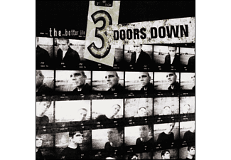 3 Doors Down - THE BETTER LIFE  - (CD)