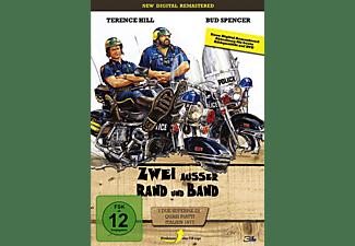 Zwei außer Rand und Band [DVD]
