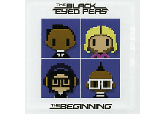 The Black Eyed Peas - THE BEGINNING  - (CD)