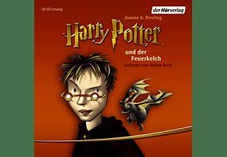 - Harry Potter und der Feuerkelch  - (CD)