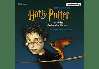 - Harry Potter und der Orden des Phönix  - (CD)