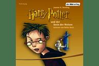 Harry Potter und der Stein der Weisen - (MP3-CD)