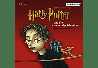 - Harry Potter und die Kammer des Schreckens  - (MP3-CD)