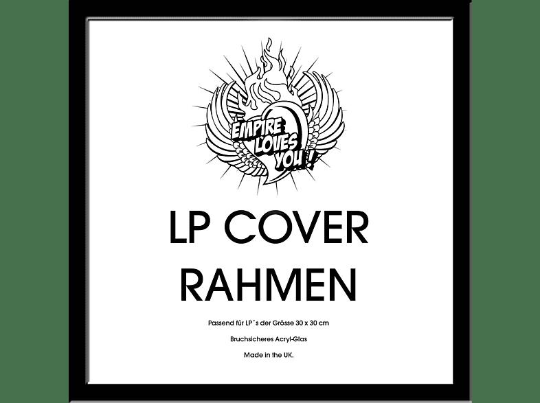 - LP Plattencover Rahmen (schwarz) [Sonstiges]