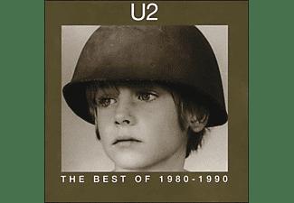 U2 - BEST OF 1980-1990  - (CD)