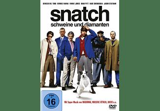 Snatch - Schweine und Diamanten DVD