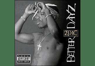 2Pac - Better Dayz  - (CD)